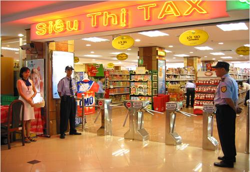 Dịch vụ bảo vệ siêu thị tránh tình trạng thất thoát tài sản