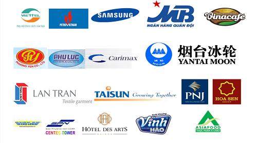 Các khách hàng thân thiết của Bắc Thăng Long